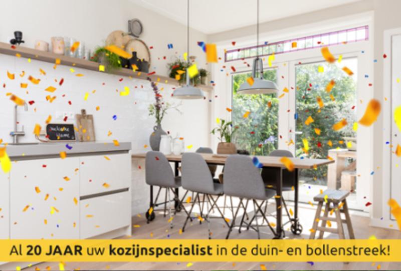 Select Windows Bijster - kunststof kozijnen - 20 jaar kozijnspecialist - 8 zekerheden