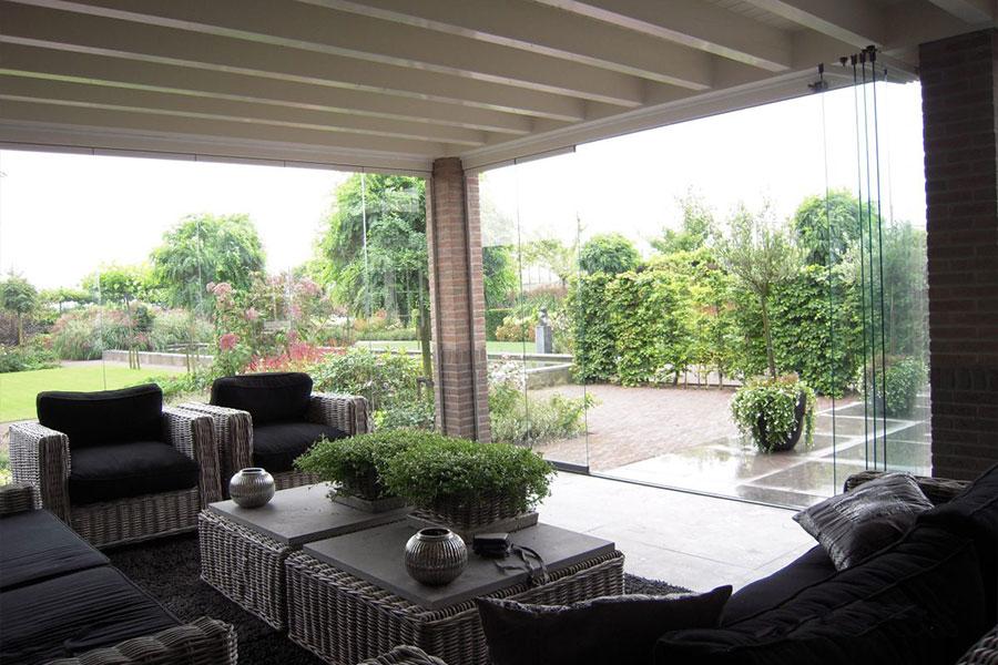 balkonbeglazing veranda - Select Windows Bijster Hillegom