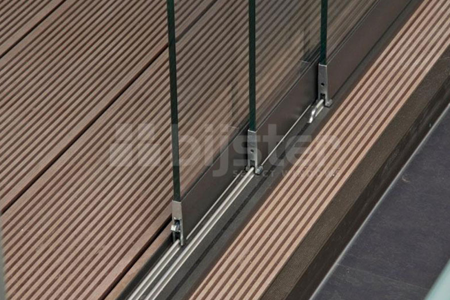 balkonbeglazing schuifsysteem - Select Windows Bijster Hillegom