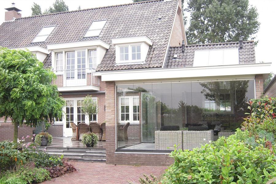 balkonbeglazing 1 - Select Windows Bijster Hillegom