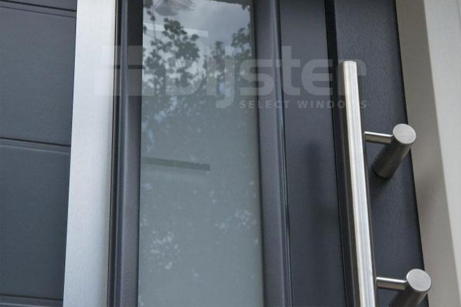 kunststof kozijnen voordeur - Select Windows Bijster Hillegom