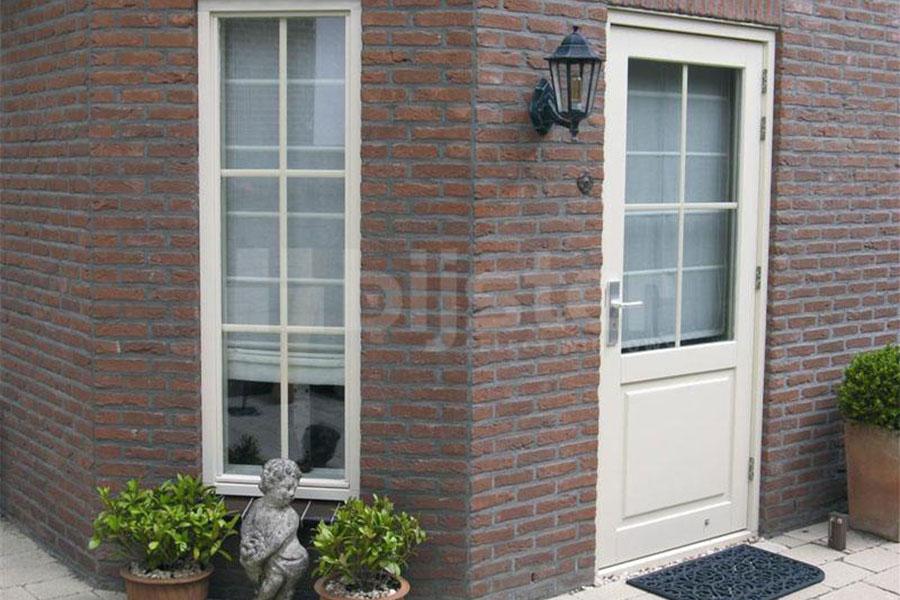 kunststof kozijn en deur - Select Windows Bijster Hillegom