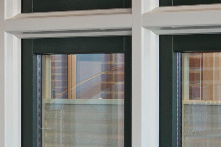 kunststof kozijnen showroom - Select Windows Bijster Hillegom