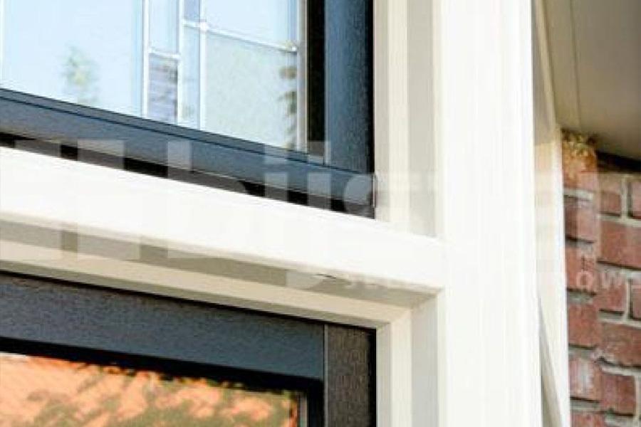 kunststof kozijnen - Select Windows Bijster Hillegom