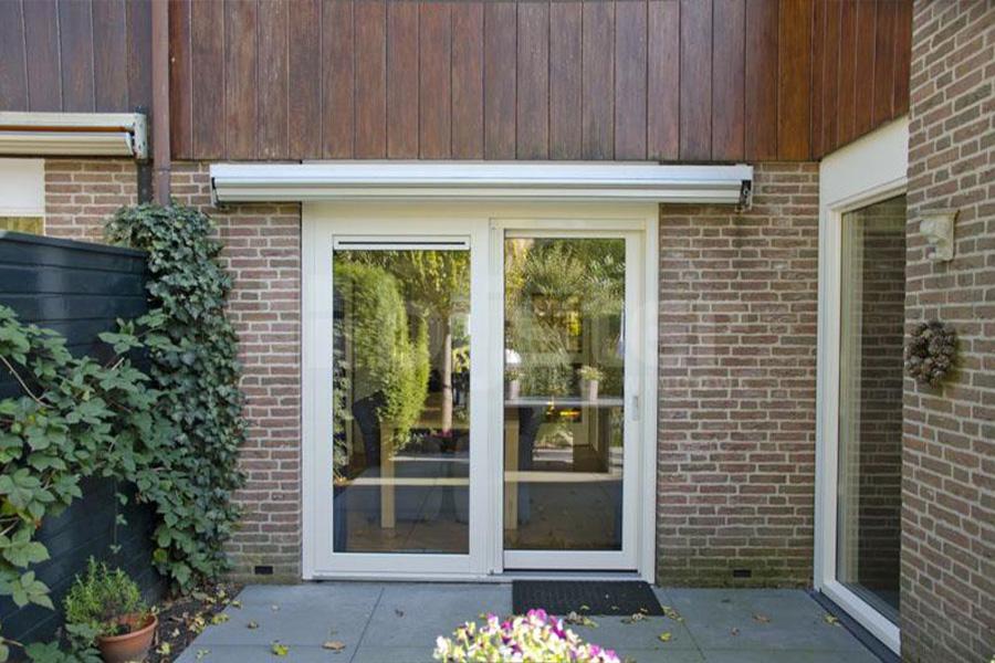 kunststof schuifpui wit - Select Windows Bijster Hillegom