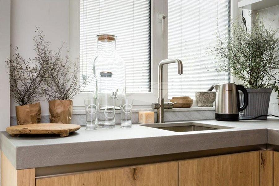 Kunststof ramen keuken - Select Windows Bijster Hillegom