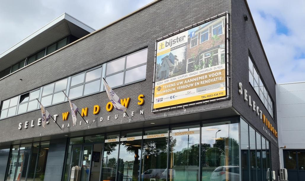 Showroom Select Windows Bijster- Hillegom
